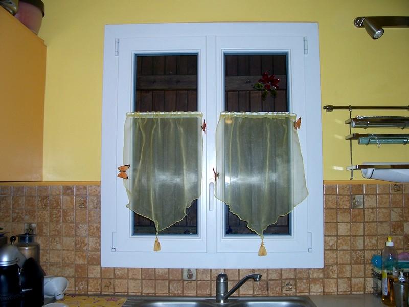 Remplacement fen tres bois pvc - Tende attaccate alle finestre ...