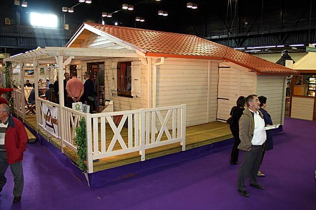 Constructeur maison en bois exposition - Salon maison bois angers ...