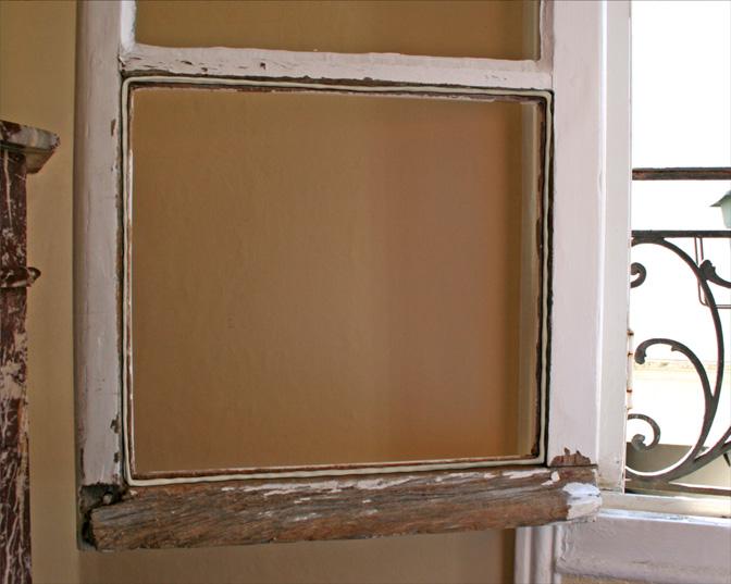 remplacer une vitre cass e changer un carreau simple. Black Bedroom Furniture Sets. Home Design Ideas